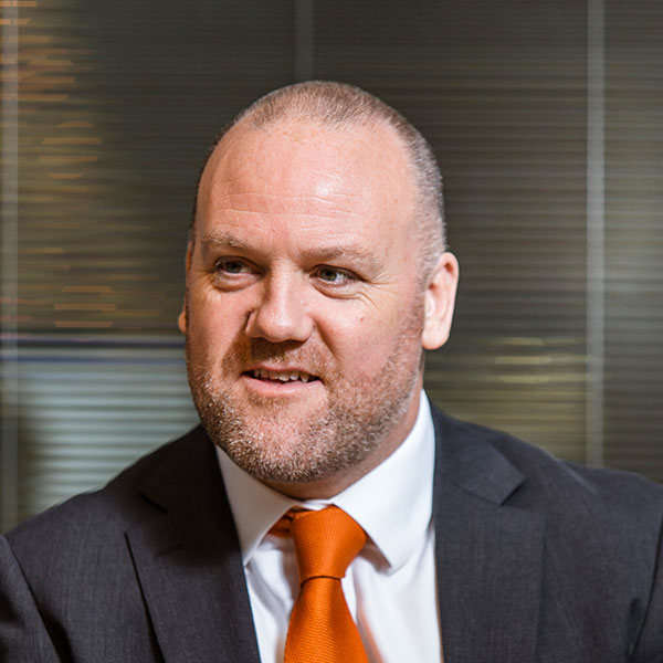 Bob Forsyth - CEO