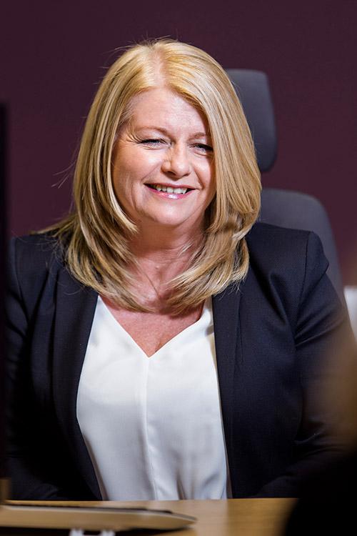 Gaynor Kehoe - Company Secretary