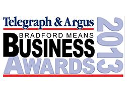 Telegraph and Argus Business Award 2013