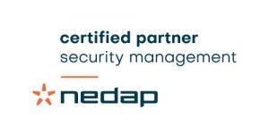 Nedap Certified Partner logo