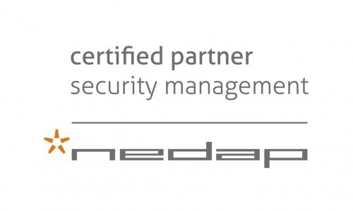 Nedap partner certified logo