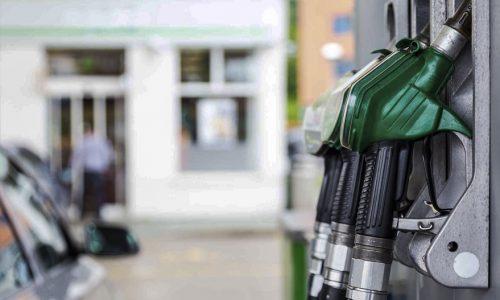 Forecourt Pump