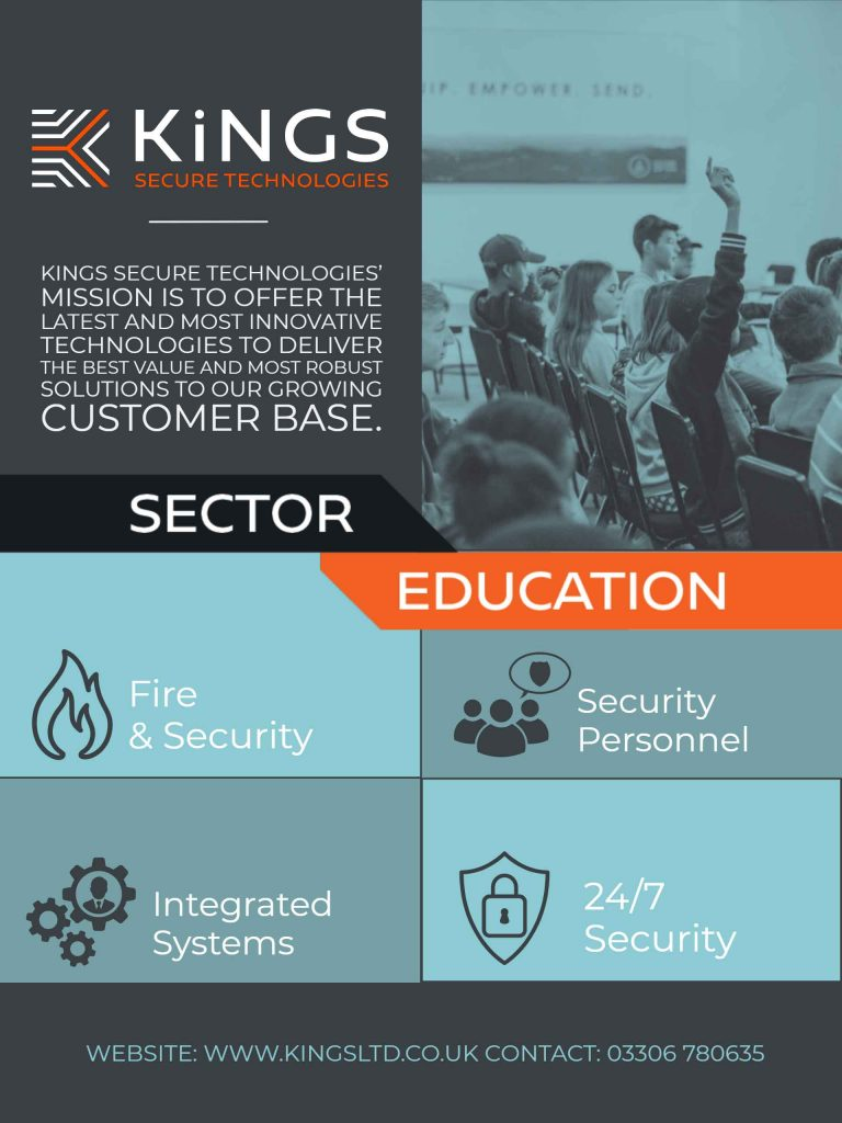 Education Sector Flyer