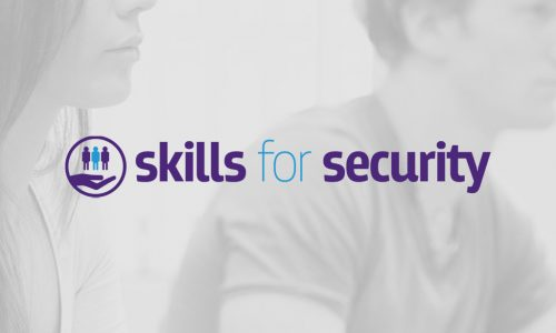 Skills for security logo