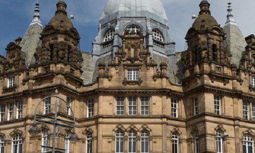Leeds City Market Front of building