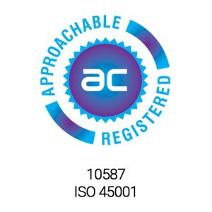 ISO 45001 Approachable Registered